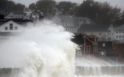 Man-made extreme weather has hit home