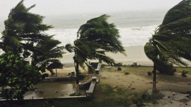 5 Dead in Madagascar as Cyclone Enawo strikes