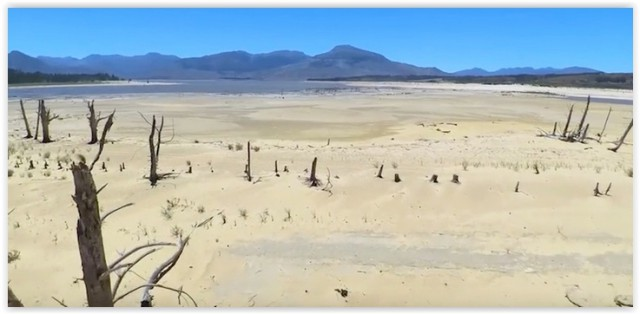 Jitters over El Nino event bringing more drought