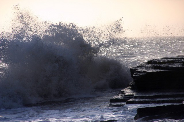 Durban Weather Service issues warning of strong winds and rough seas