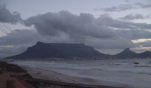 More rain in Western Cape, mild conditions across most of SA