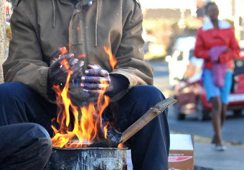 Icy weather over Gauteng expected to last till next week